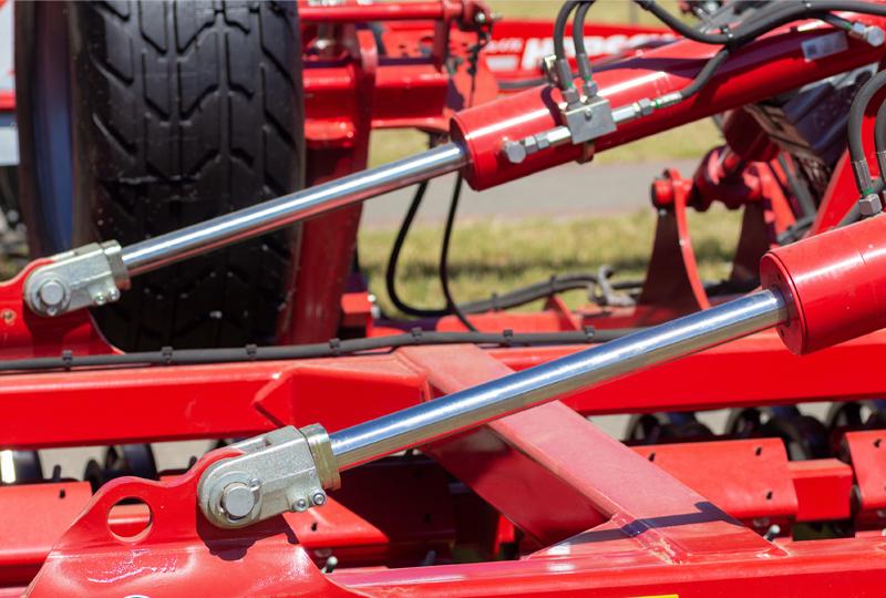 Cilindri oleodinamici per applicazioni per il settore agricolo